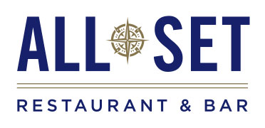 All Set Restaurant and Bar logo