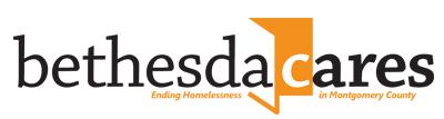 Bethesda Cares logo