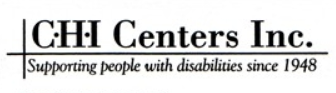 CHI Centers logo