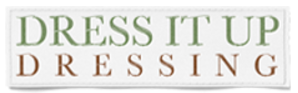 Dress it up Dressing logo