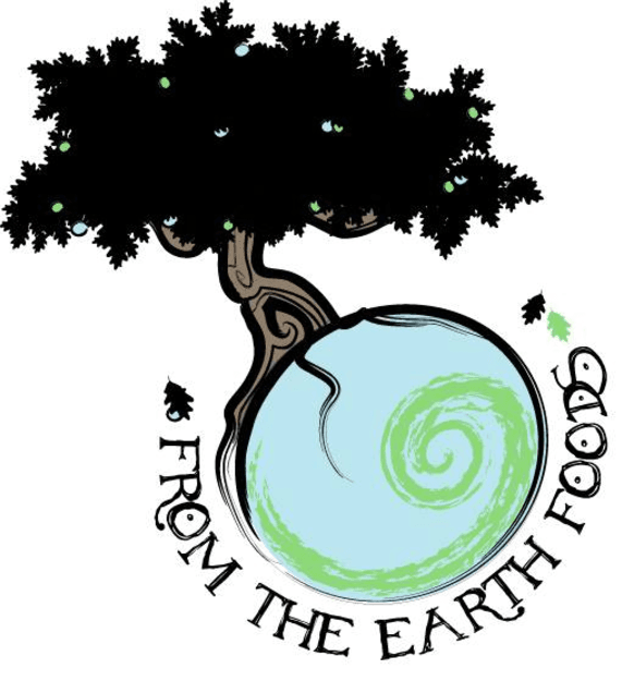 From the Earth Foods Farm logo
