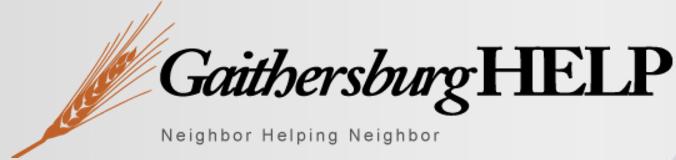 Gaithersburg HELP logo