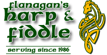 Harp & Fiddle logo