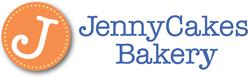 JennyCakes Bakery logo
