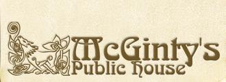 McGinty's logo