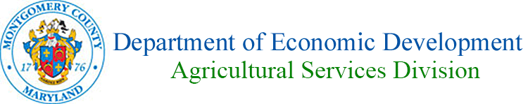 MoCo Dept of Economic Development - Ag Services logo
