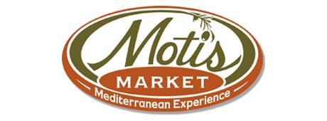 Moti's Market logo