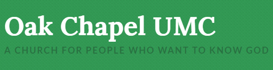 Oak Chapel UMC logo