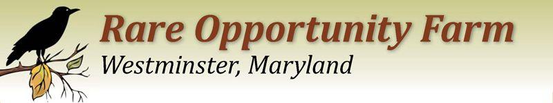 Rare Opportunity Farm logo