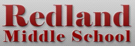 Redland Middle School logo