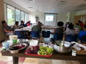 FAST, INFORMATIVE, FUN FOOD  SAFETY TRAININGS WITH CFR Food Safety Training Class